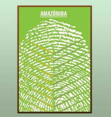 Amazônida • Poster