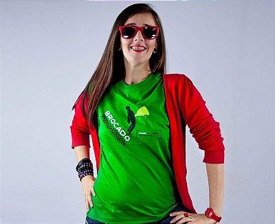 Camisa Brocado - adj.: Pessoa com muita fome