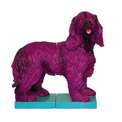 SUPORTE PARA LIVROS DOG II