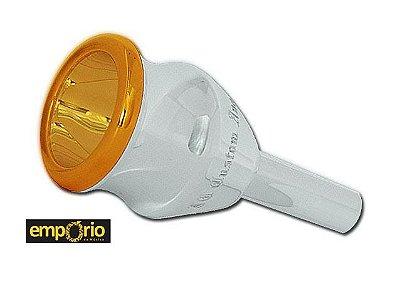 Bocal para Tuba JC Custom Anatomic Mod.35