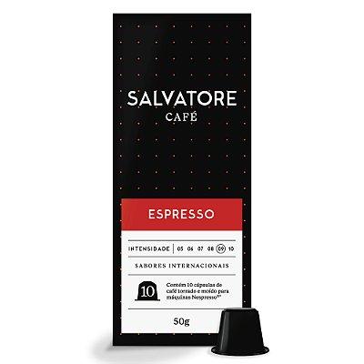 Salvatore Espresso para Nespresso