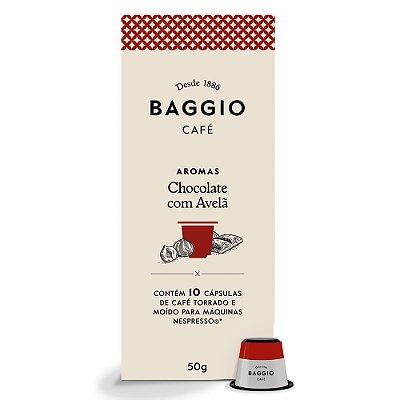 Baggio Café Chocolate com Avelã para Nespresso