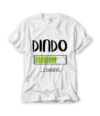Camiseta Dindo Loading