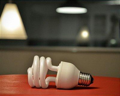 Lâmpada fluorescente dimerizável