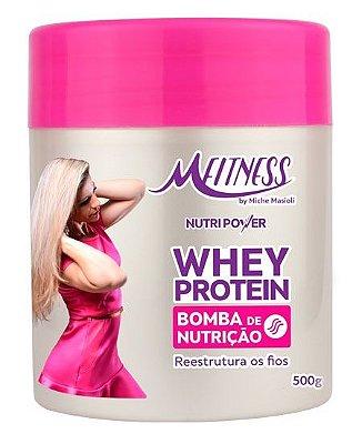 Máscara Whey Protein Nutripower 500g