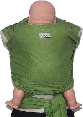 Wrap Sling Liso Verde Claro