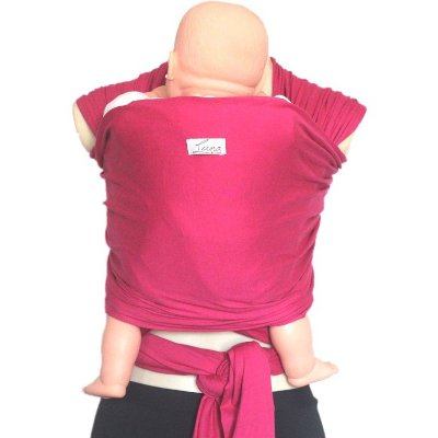 Wrap Sling Liso Pink