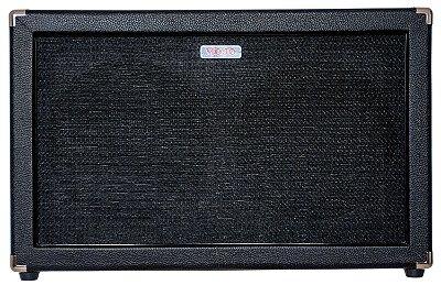 """Caixa 2x12"""" para guitarra (72x45x30cm) - (Encomenda) - Não acompanha falantes"""