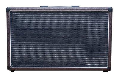 """Caixa 2x12"""" Linha Standard para guitarra (72x45x30cm) - (Encomenda) - Não acompanha falantes"""