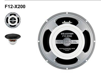 Alto falante Celestion F12-x200 FRFR (full range flat response)