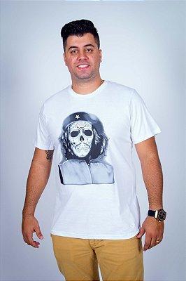 Camiseta Caveira Mexicana do Che Guevara