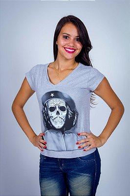 Camiseta Caveira Che Guevara