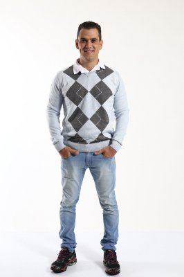 Blusa Suéter Masculina