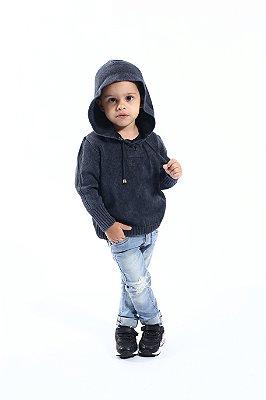 Blusa Bata Infantil Masculina
