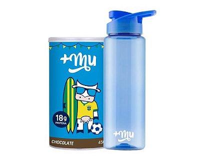 Compre 1 Pote Copa do Mundo Chocolate Tradicional - Ganhe 1 Coqueteleira