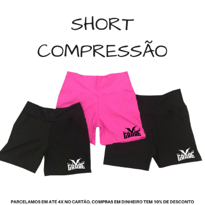 short compressão