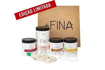 KIT PROTOCOLO +Fina (Edição Limitada)