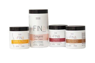Kit +Fina Detox com 4 Cremes