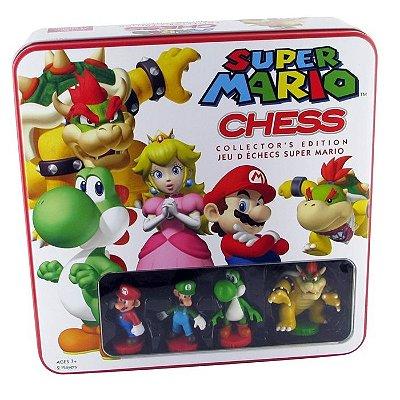 Xadrez Super Mario Edição de Colecionador