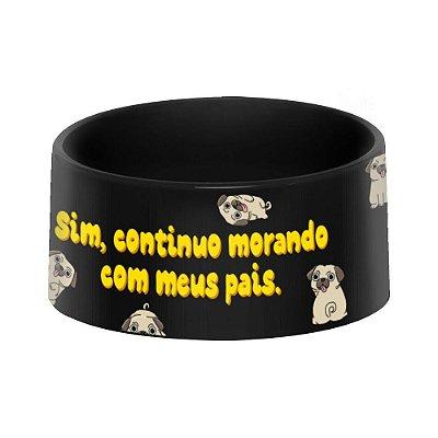 Comedouro ou Bebedouro Pet - AINDA MORO COM OS PAIS