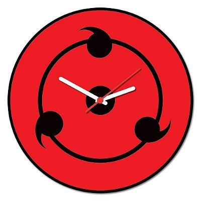 Relógio de Parede - OLHO ESFERAS