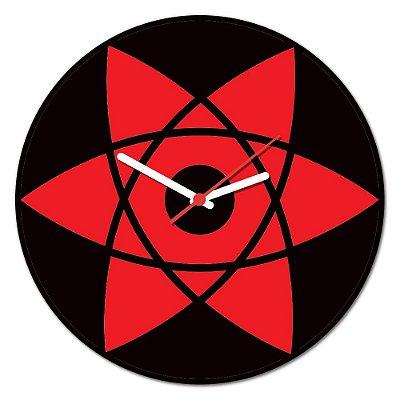 Relógio de Parede - OLHO ESTRELA