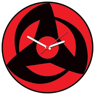 Relógio de Parede - OLHO SANGUE