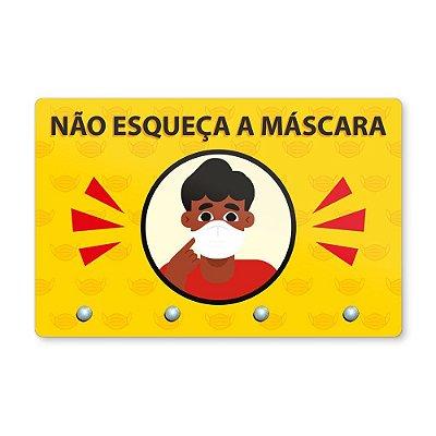 Pendura Máscara 20x13cm - GAROTO