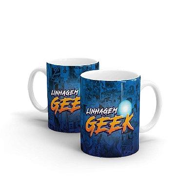 Caneca Ceramica Linhagem Geek - Licenciado