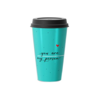 Copo Café 500ml - YOU ARE MY PERSON