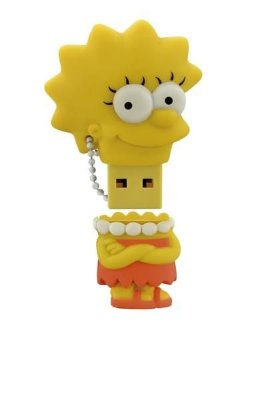 Pen Drive Simpsons Lisa - 8GB