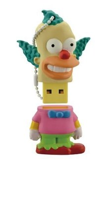 Pen Drive Simpsons Krusty - 8GB