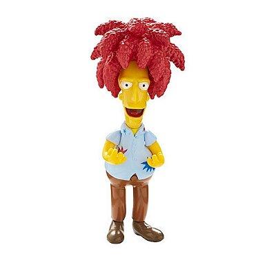 Boneco Simpsons Sideshow Bob Com Som 15cm