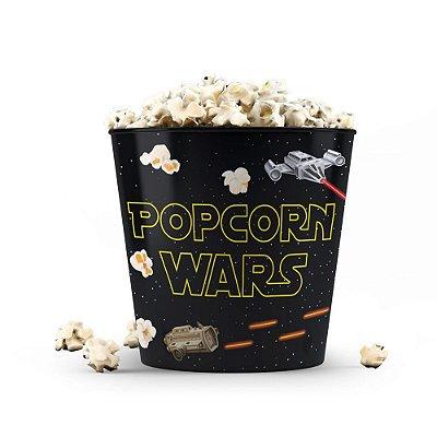 Balde de Pipoca 3,5 litros - Popcorn Wars