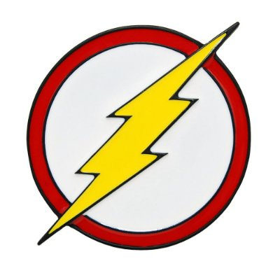 Abridor de Garrafas DC Originals LOGO THE FLASH - Beek