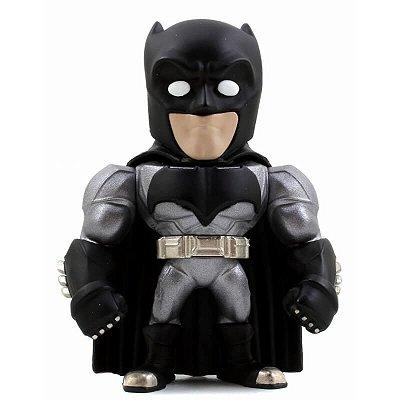 """Boneco Metal DIE CAST DC COMICS Batman BvS 4"""""""