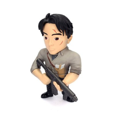 Boneco Metal DIE CAST THE WALKING DEAD Glenn 4""