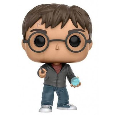 Boneco Funko Pop Movies Harry Potter Com Profecia