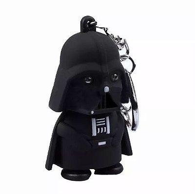 Chaveiro Star Wars Darth Vader C/ Luz e Som