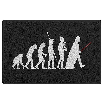 Capacho em Vinil Geek Evolution - 60 x 40