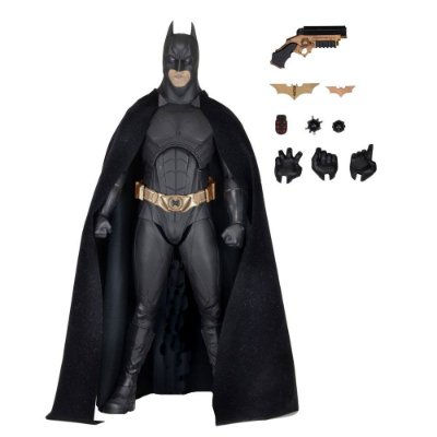 Action Figure 1/4 BATMAN Begins - Neca