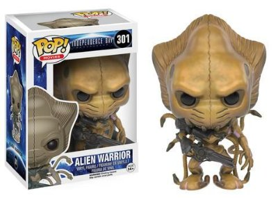 Estatueta Funko Pop! Independence Day - Alien Warrior