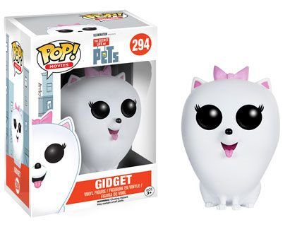 Estatueta Funko Pop! Pets - Gidget