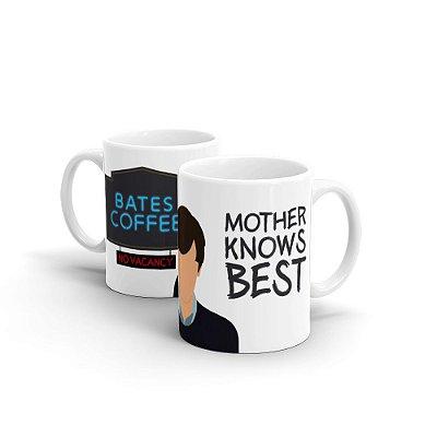 Caneca Personalizada Cerâmica BATES COFFEE - Beek