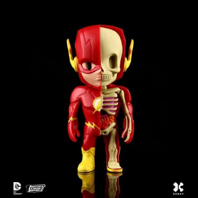 Boneco XXRAY THE FLASH Liga da Justiça - Mighty Jaxx