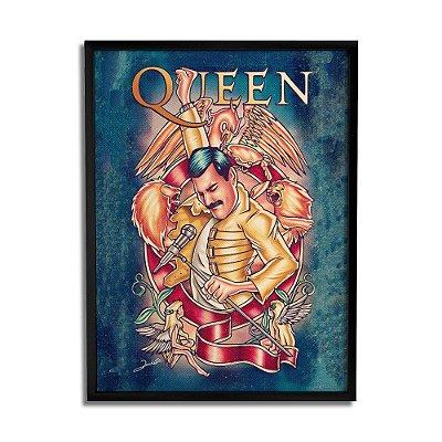 Quadro Decorativo Queen By Renato Cunha - Beek