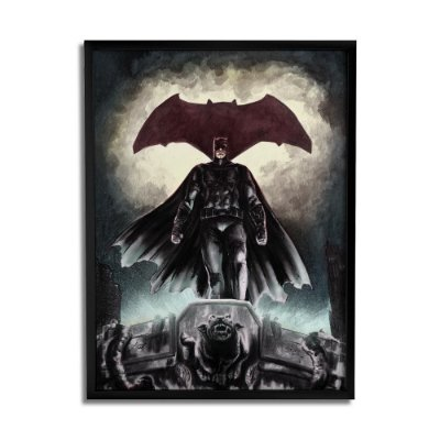 Quadro Decorativo Batman By Baal's - Beek