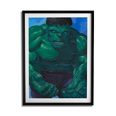 Quadro Decorativo Hulk By João Silveira - Beek