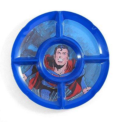 Petisqueira Redonda Superman - Dc Comics