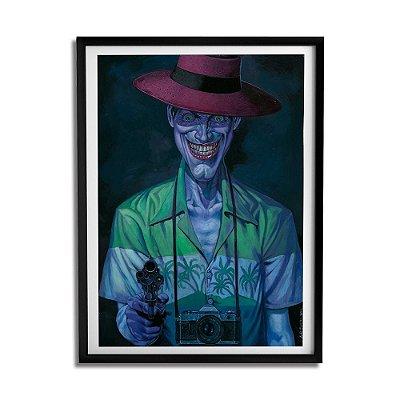 Quadro Decorativo Joker By João Silveira - Beek